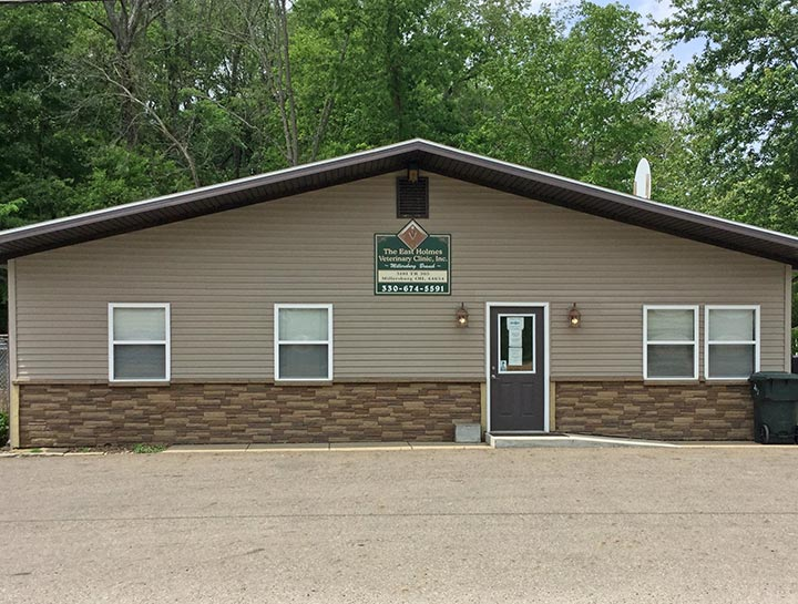 East Holmes Veterinary Clinic - Millersburgh, OH locations